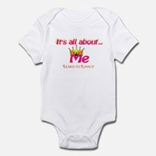 RK It's All About Me Infant Bodysuit