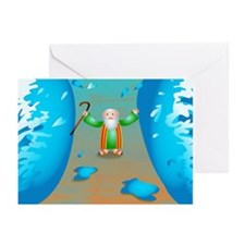 Moses Greeting Cards (Pk of 10)