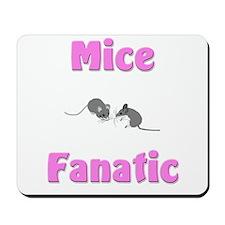 Mice Fanatic Mousepad