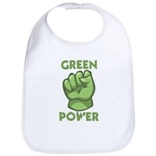 Green Power Bib
