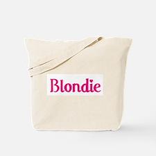 'Blondie' Tote Bag
