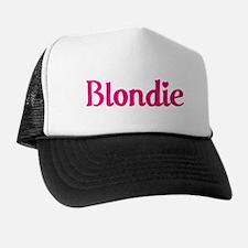 Blondie Trucker Hat