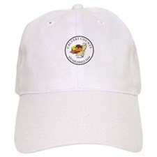 CALVERT-COUNTY-SEAL Baseball Cap