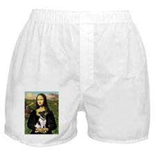 Mona and Fox Terrier Boxer Shorts