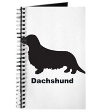 DACHSHUND LONGHAIR Journal