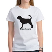BLOODHOUND Womens T-Shirt