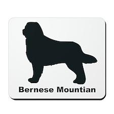 BERNESE MOUNTIAN DOG Mousepad