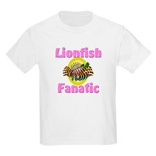 Lionfish Fanatic Kids Light T-Shirt