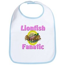 Lionfish Fanatic Bib