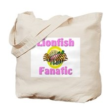 Lionfish Fanatic Tote Bag