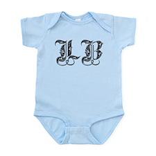 Long Beach Fancy Font Infant Bodysuit