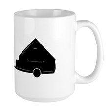 A-Frame + Truck Mug