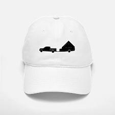 A-Frame + Truck Baseball Baseball Cap