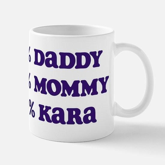 100 Percent Kara Mug