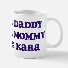 100 Percent Kara Small Small Mug