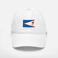 AMERICAN-SAMOA Baseball Baseball Cap