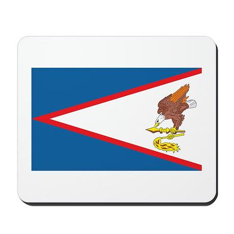 AMERICAN-SAMOA Mousepad