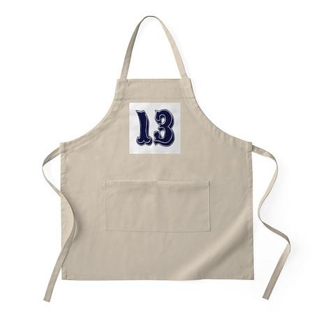 13 BBQ Apron