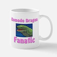 Komodo Dragon Fanatic Mug