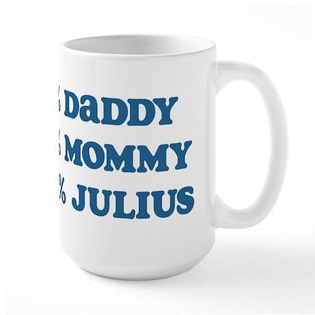 100 Percent Julius Large Mug