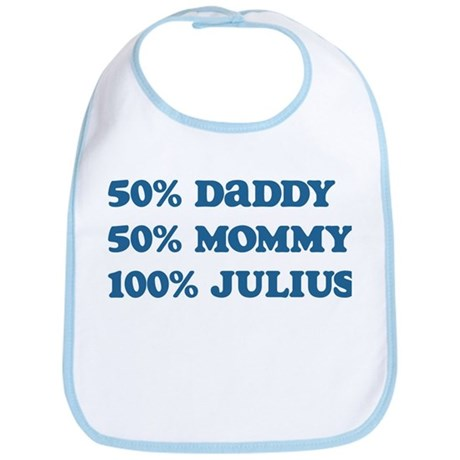 100 Percent Julius Bib