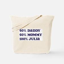100 Percent Julia Tote Bag