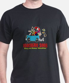 Stacation Family vacation T-Shirt