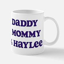 100 Percent Haylee Mug