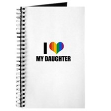 I love my gay daughter Journal