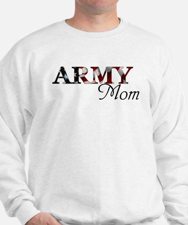 Army Mom (Flag) Sweatshirt