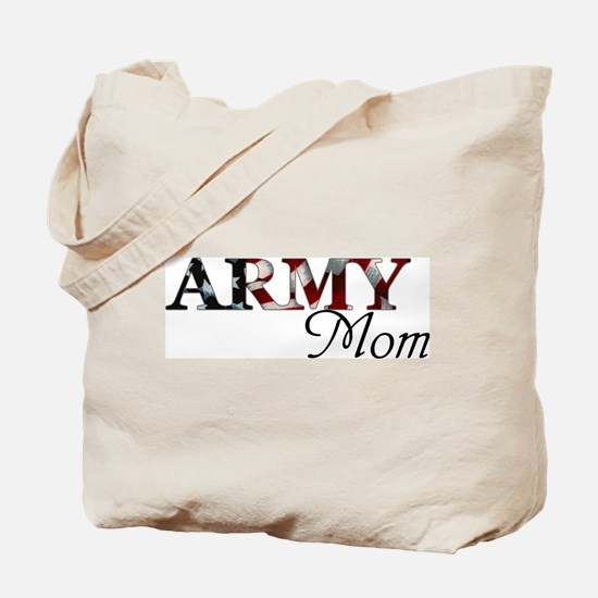 Army Mom (Flag) Tote Bag