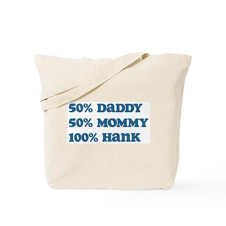 100 Percent Hank Tote Bag