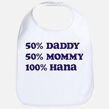 100 Percent Hana Bib