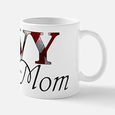 Navy Mom Mug
