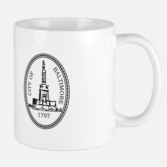 BALTIMORE-CITY-SEAL Mug