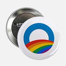 """Obama Pride 2.25"""" Button (100 pack)"""