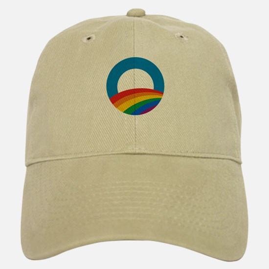 Obama Pride Baseball Baseball Cap
