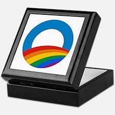 Obama Pride Keepsake Box