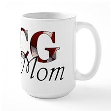 USCG Mom Mug