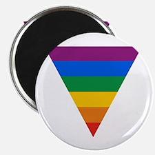 Pride Triangle Magnet