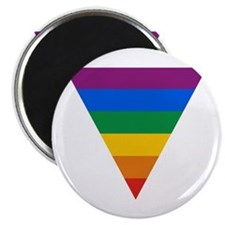 "Pride Triangle 2.25"" Magnet (10 pack)"