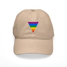 Pride Triangle Baseball Baseball Cap