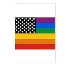 Gay Pride Postcards (Package of 8)