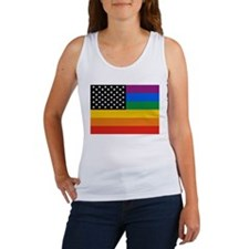 Gay Pride Women's Tank Top