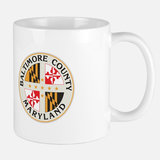 BALTIMORE-COUNTY-SEAL Mug