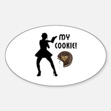 My Cookie Sticker (Oval)