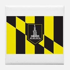 BALTIMORE Tile Coaster