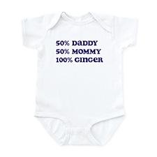 100 Percent Ginger Infant Bodysuit