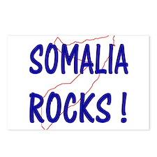 Somalia Rocks ! Postcards (Package of 8)