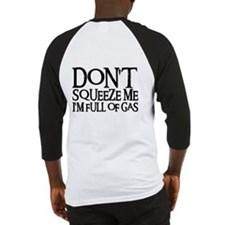 DON'T SQUEEZE (blk) Baseball Jersey